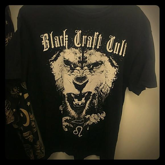 b91d92422 blackcraft Other - Blackcraft Occult Lion t-shirt